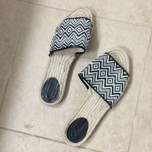 J. Crew Slip on Sandals [NEW]